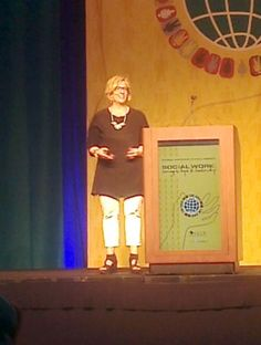 Vulnerability and Living Wholeheartedly According to Brené Brown - Reflections on Brene Brown's Keynote Speech at the 2014 NASW Conference - The New Social Worker Change Is Good, Im Not Perfect, University Of Houston, Brene Brown, Peaceful Places, Ted Talks, Social Work, Helping Others, Vulnerability