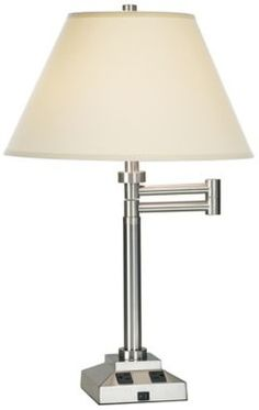 23 Best Table Lamps With Power Outlets Images Buffet Lamps Table