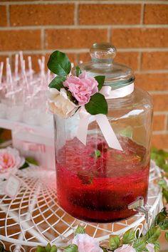 Flower Idea for High Tea