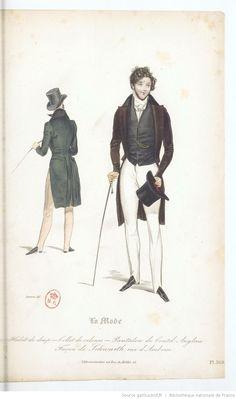 La Mode : revue des modes, galerie de moeurs, album des salons | 1831-07-02…