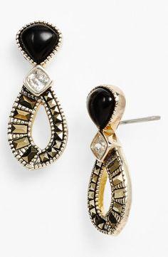 Girls night! Flamenco Drop Earrings