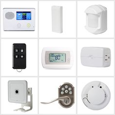 Home Automation - Home Technology Ideas Home Automation Project, Home Automation System, Smart Home Automation, Home Gadgets, Tech Gadgets, Iot Smart Home, Smart House, Pavement Design, Home Defense