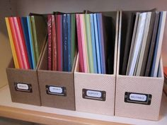 craft paper storage solutions | Storage Solution for Card Stock by Patimac1980 - Cards and Paper ...