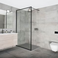 The Industrial Border Collection is minimal yet impactful. Plain panels contrast a bold sleek exterior frame. It is simplicity, elegance and yet also contemporary in design. Shower Panels, Shower Screens, Making Space, Latest Design Trends, Cost Of Goods, Promotional Design, Industrial Bathroom, Family Bathroom, Wet Rooms