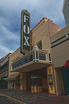 Fox  Theater - Tucson, Arizona