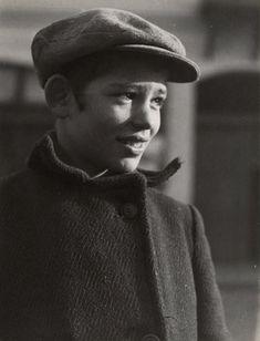 [Jewish boy, Eastern Europe]