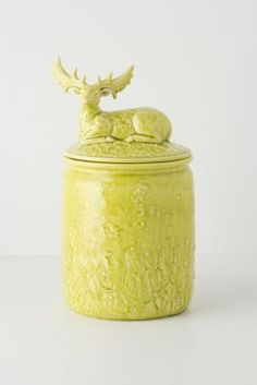 Animal Cookie Jar