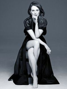 Julianne Moore Copyright Annie Leibovitz #ad