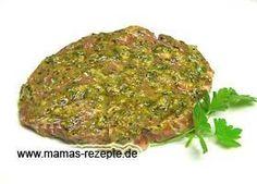 Kräutermarinade Grundrezept | Mamas Rezepte - mit Bild und Kalorienangaben
