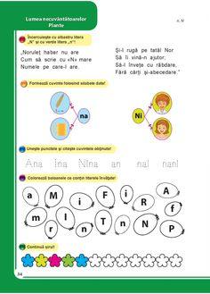 Clasa pregatitoare : Comunicare in limba romana - Clasa Pregatitoare Words, Children, School, Health, 1st Grades, Young Children, Boys, Health Care, Kids