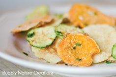 Veggie Chip Recipes: Bake Chips With 12 Different Vegetables