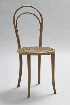 this chair we all still see and frequently sit on was designed in 1855, pretty amazing!