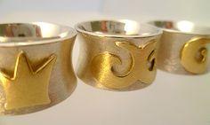 Ornament-Ringe - Goldschmiede Einklang Hilden