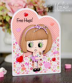 "Brigit's Scraps ""Where Scraps Become Treasures"": Free Hugs!"
