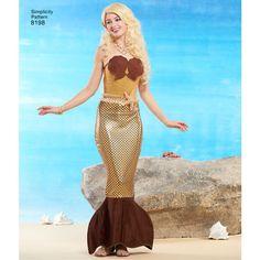 Beautiful Photo of Mermaid Sewing Pattern Mermaid Sewing Pattern Simplicity Sewing Pattern Child S Girls Misses Mermaid Costume 8198 Costume Patterns, Sewing Patterns For Kids, Simplicity Sewing Patterns, Doll Patterns, Mermaid Man Costume, Mermaid Outfit, Mermaid Kids, Mermaid Dolls, Mermaid Dress Pattern
