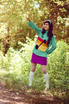 Mabel Pines - Gravity Falls by bluucircles.deviantart.com on @deviantART