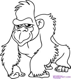 jungle safari coloring pages rainforest animal coloring pages bukisa share your knowledge - Cute Jungle Animal Coloring Pages