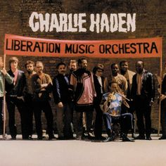 Charlie Haden - Liberation Music Orchestra on LP