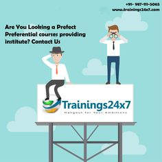 Trainings24x7 is a certified organization that offers training and consulting for professional courses globally. We are staffed by teams of certified trainers who have years of experience in their respective fields. Our trainers combine innovative techniques with tried and tested delivery methods blended with real life scenarios to make the learning interesting and applicable in professional career.