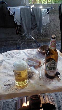 Forst beer