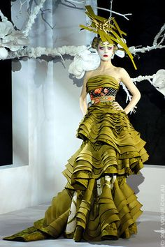 Christian Dior Haute Couture Spring/Summer 2007