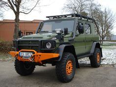 mercedes military lapv 6.x   The Mercedes-Benz G-Wagon Light Armoured Patrol Vehicle 6.X CONCEPT ...