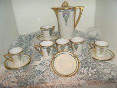 Hutschenreuther LHS Selb Bavaria Tea Service by BecksBestEfforts