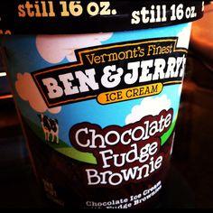 best flavor of ben and jerry's ice cream