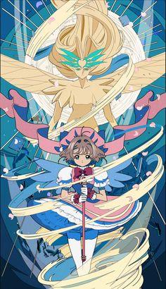 Cardcaptor Sakura, Tomoyo Sakura, Sakura Card Captor, Sakura Anime, Manga Anime, Manga Art, Anime Art, Animes Wallpapers, Cute Wallpapers