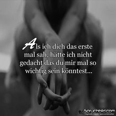 So wichtig nicht. Aber interessant fand ich Dich umgehend. Sehr interessant. Famous Love Quotes, True Love Quotes, Love Quotes For Him, Daily Quotes, Afraid To Lose You, Wit And Wisdom, Life Rules, Son Luna, True Stories