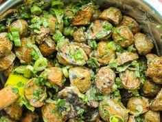 grilled jalapeno potato salad.