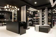 Black and White Interior Decorating by Jordivayreda Projectteam