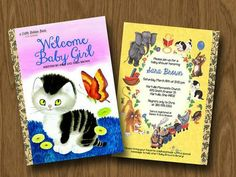 Book themed baby shower for Baby Jackie.