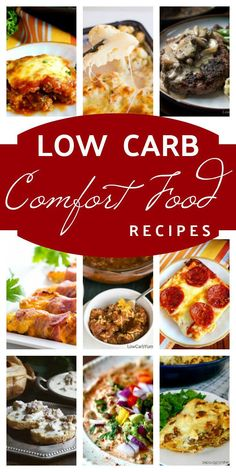 Relax with some of the best keto low carb comfort food. #lowcarb #keto #ketorecipes