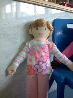Persona Doll - Lucy by Diane Davis-Bailey, via Flickr