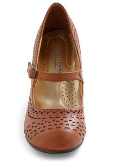 Cut Out for Charm Heel