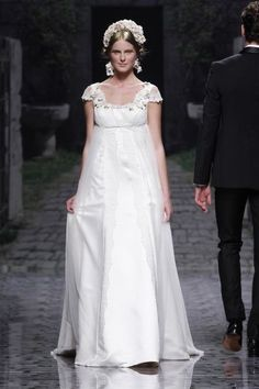 Get Inspired By Our Austen Esque Top Ten Edit Of Gorgeous Victorio Lucchino Period Drama Worthy Dresses