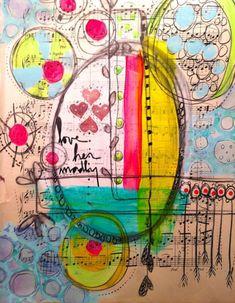 christytomlinson: Studio Crescendoh, Art Saves and She Art Goodness