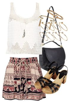 """""""Untitled #11593"""" by florencia95 ❤ liked on Polyvore featuring Mulberry, Topshop, Somedays Lovin, ASOS and Acne Studios"""