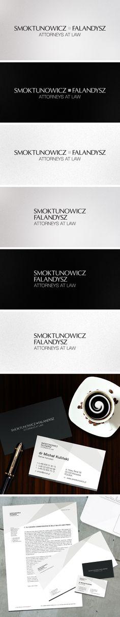 Smoktunowicz&Falandysz Attorneys At Law Branding