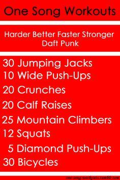 One Song Workout One Song Workouts, Workout Songs, At Home Workouts, Workout Fun, Cheer Workouts, Morning Workouts, Mini Workouts, Sweat Workout, Fitness Diet