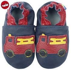 Fire Truck Dark Blue 2-3y - Kinder sneaker und lauflernschuhe (*Partner-Link)