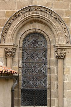 Abbatiale St-Pierre (XIIe s.) , Blesle. Auvergne