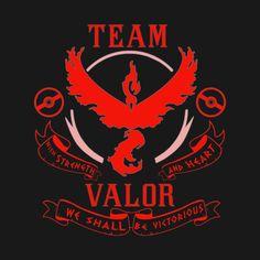 Team Valor - Pokemon Go