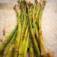 Air Fryer Asparagus: 0 Smart Points!