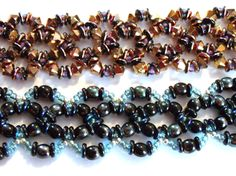 Make An Easy Right-angle Weave Bracelet With O-beads - Daily Beading Blogs - Blogs - Beading Daily