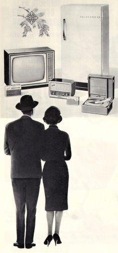 Telefunken, 1960.
