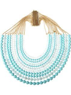 Rosantica Beaded Necklace - Smets - farfetch.com
