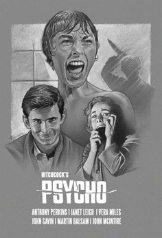 Classic Movie Posters, Classic Horror Movies, Horror Movie Posters, Movie Poster Art, Classic Films, Alfred Hitchcock, Scary Movies, Good Movies, Tv Movie