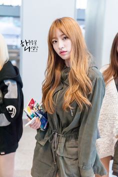 EXID HaNi airport fashion